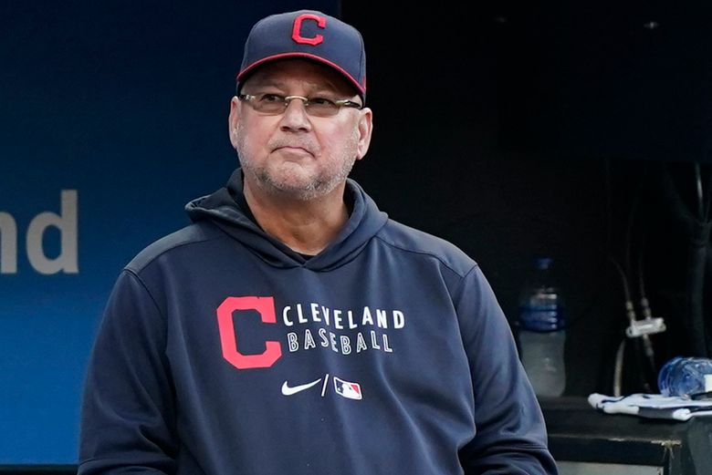 FILE – In this July 9, 2021, file photo, Cleveland Indians manager Terry Francona watches in the fifth inning of a baseball game against the Kansas City Royals in Cleveland. Francona will need several months of rehab to recover from toe surgery, his second operation since stepping aside for the season in July. Francona, who had hip replacement surgery in August, had surgery Tuesday, Sept. 7, 2021, at the Cleveland Clinic. The procedure was to fix his left big toe, which became infected during the offseason. (AP Photo/Tony Dejak, File)