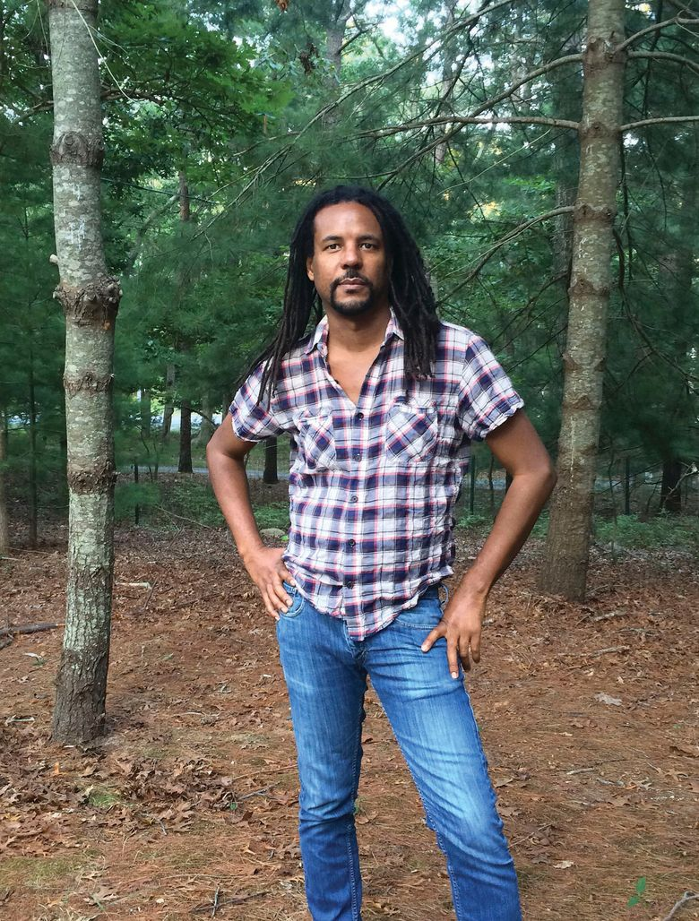 """This image released by Doubleday shows a portrait of Colson Whitehead, author of the Pulitzer Prize-winning """"The Nickel Boys"""" and his most recent crime story """"Harlem Shuffle."""" Whitehead's """"Harlem Shuffle,"""" Joy Williams' """"Harrow"""", and Honorée Fanonne Jeffers' debut work, """"The Love Songs of W.E.B. Du Bois,"""" are among this year's finalists for the Kirkus Prize, $50,000 awards presented by the trade publication.  (Madeline Whitehead/Doubleday via AP)"""