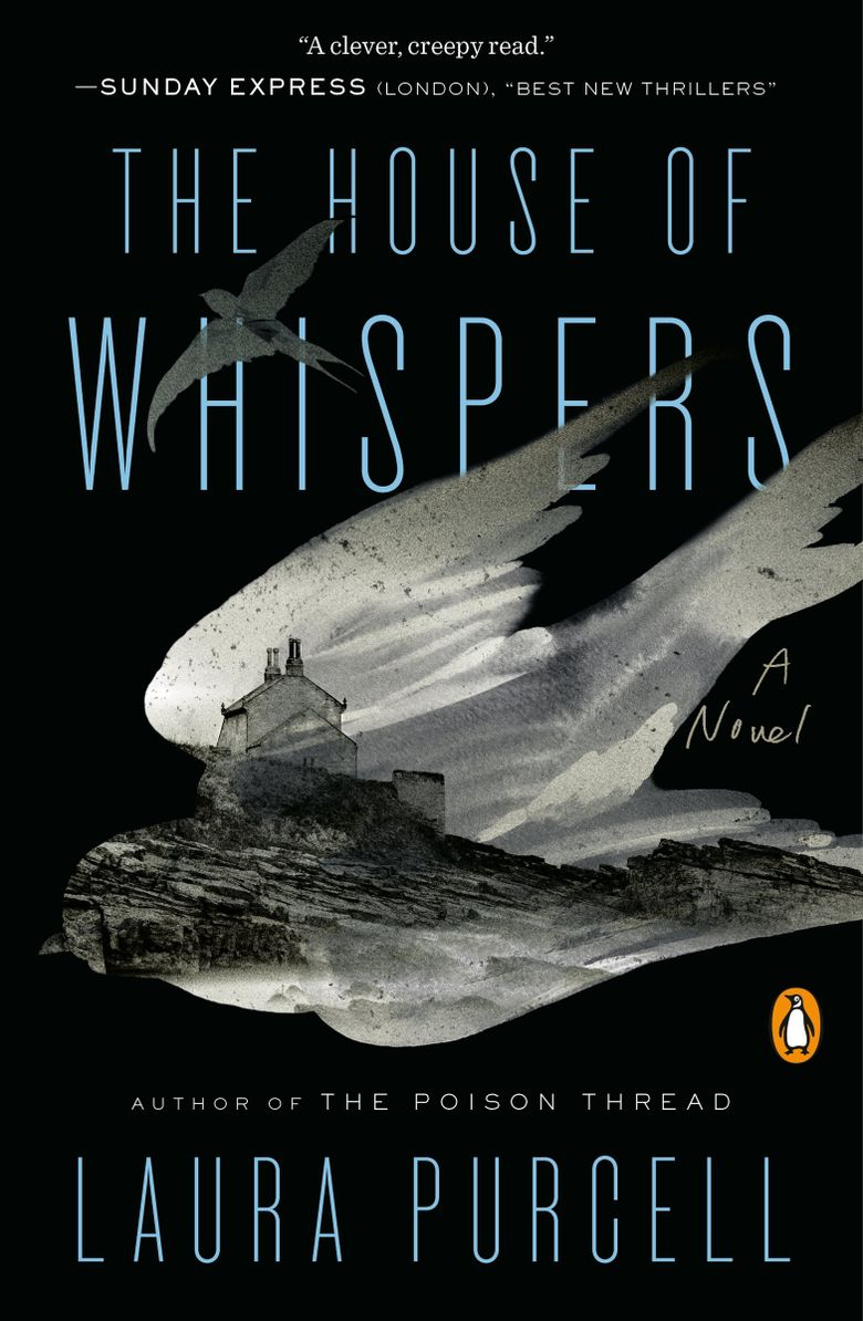 """""""The House of Whispers"""" by Laura Purcell (Penguin Random House)"""