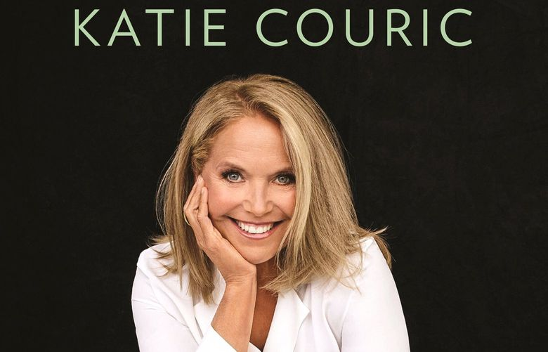 """""""Going There"""" by Katie Couric."""